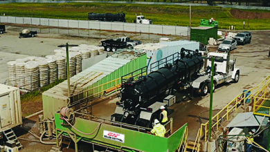 Photo of The solid choice for hydrovac slurry separation